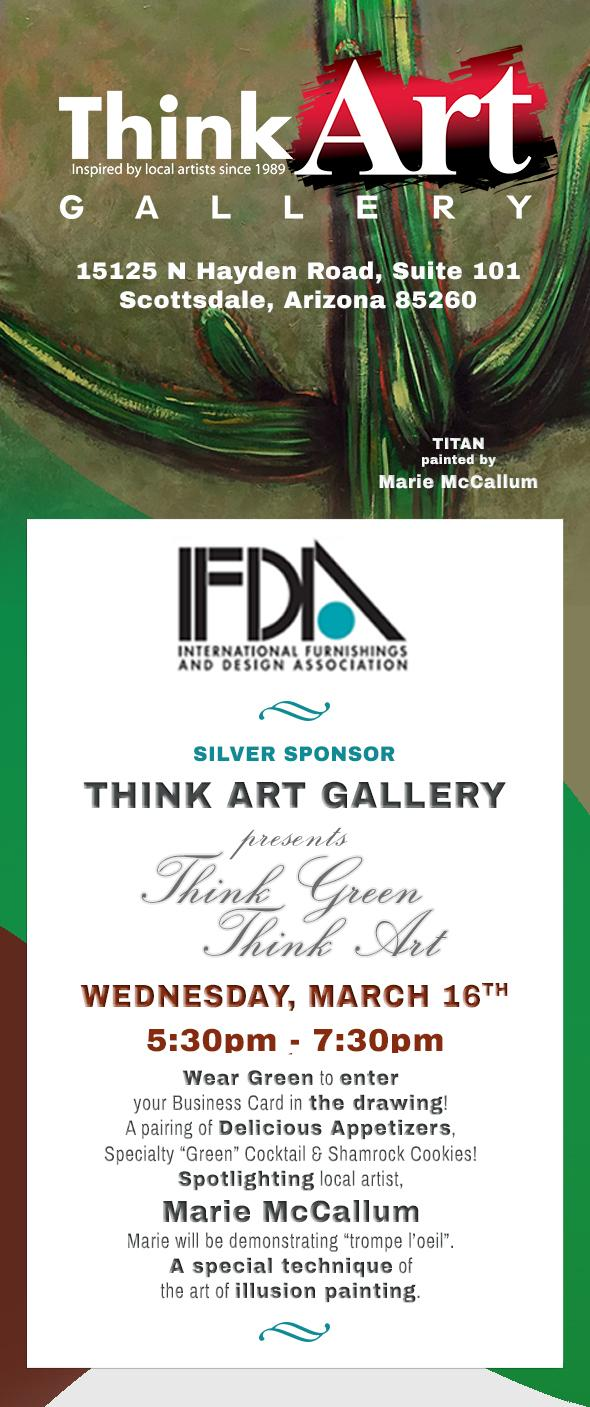 Think-Art-IFDA-event
